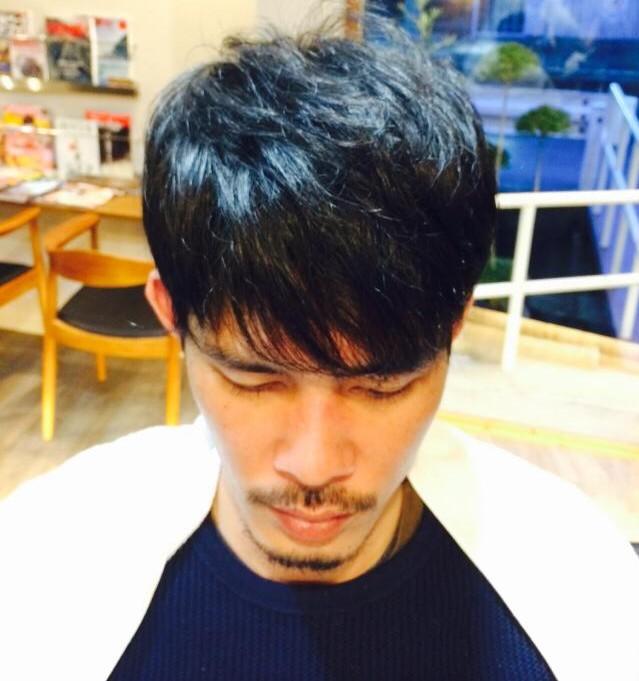 モデルは私、松村です!笑